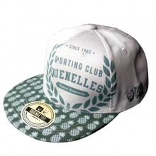 Casquette snapback Sporting club Quenelles