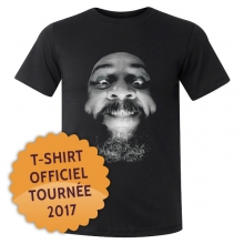 """T-shirt officiel 2017 """"dieudonné dans la politique"""""""