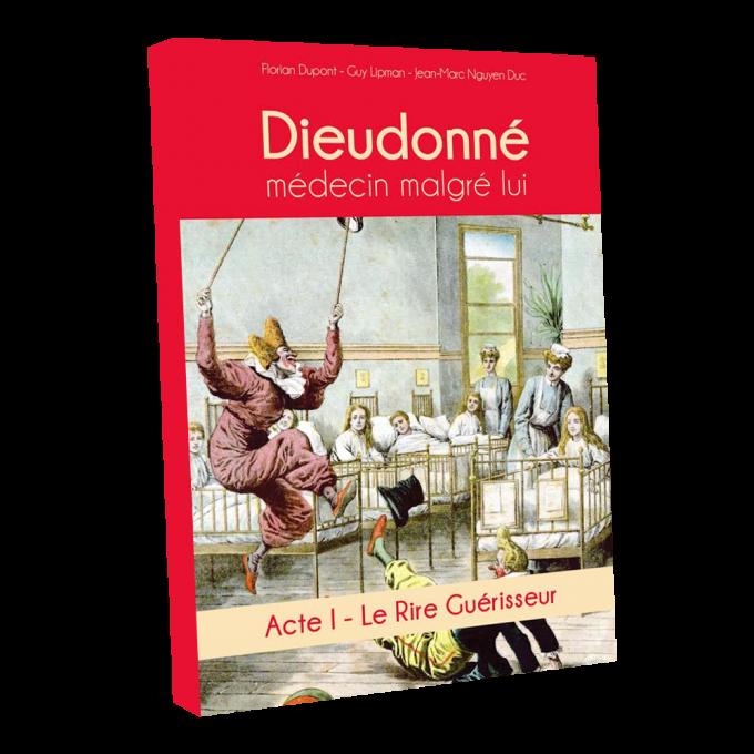 """Livre """"Interdit de rire"""" par les avocats de Dieudonné"""
