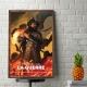 Poster collector Strasbourg - Dieudonné & La guerre