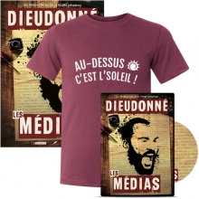 Lot Spécial Octobre (T-shirt, Mug, DVD)