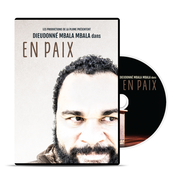 En paix DVD - 2015