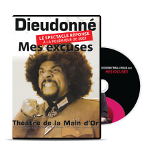 Mes excuses DVD - 2004