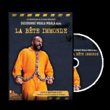 """DVD """"La Bête Immonde"""" (Spectacle 2015) avec Bonus"""