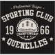Sweat Sporting Club Quenelles édition 2018