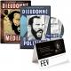 Lot 2 DVD : Les médias + La politique + Dieudo'calendrier
