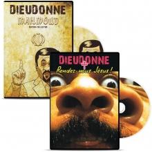Lot DVD Mahmoud & Rendez nous Jesus !
