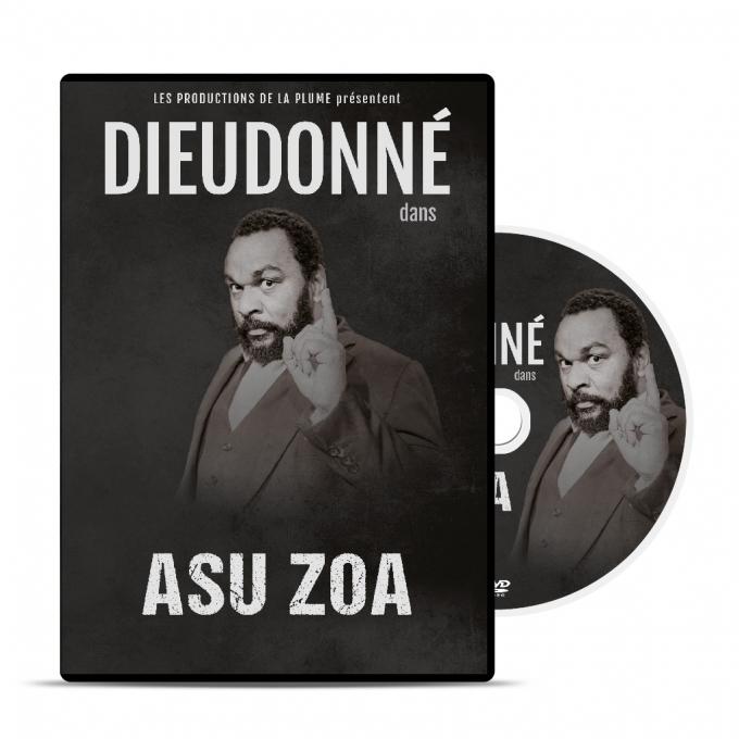 Asu Zoa DVD - 2014