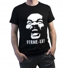 T-shirt Ferme-la ! édition 2018