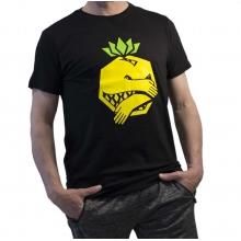 """T-shirt """"SuperQuenelle"""" noir"""