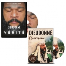 "Lot 2 DVD ""en vérite+l'émancipation"