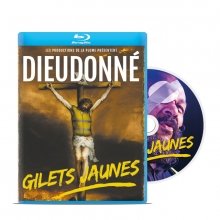 Gilets Jaunes BLURAY - 2020