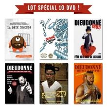 Lot Spécial 10 DVD