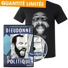 Lot Spécial sortie  DVD la politique  (t-shirt, dvd )SORTIE OFFICIELLE LE 11 OCTOBRE