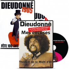 Lot DVD  1905 / mes excuses