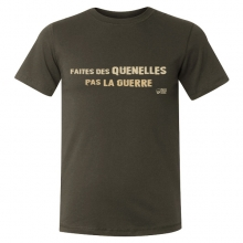 "T-shirt officiel spectacle ""La guerre"""